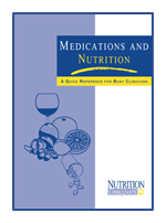 Medications and Nutrition